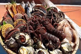 海鮮料理伊勢蝦、鮑魚| 觀光景點三重| 近鐵電車