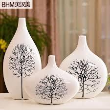 White Ceramic Decorative Accessories Amazing Home Accessories Modern Minimalist Decorative Ceramic Flower Flower