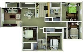 4 Bedroom Apartment Nyc Set Property