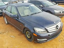 salvage le 2016 mercedes benz c 250 sedan 4d 1 8l 4 in austell ga 22947509