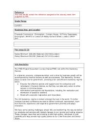 Jd Project Accountant Jan 16