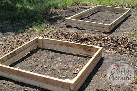 how to build a garden. Raised Garden Bed DIY How To Build A T
