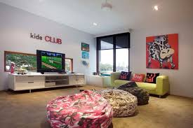 Contemporary Ideas Kids Living Room Sensational Design Dream For