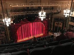 Shubert Theatre Seating Chart View From Seat New York