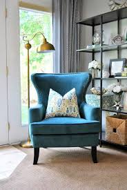 living room accent chairs. Plain Accent Designing Home With Endearing Blue Accent Chairs For Living Room In D