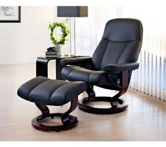 Stressless Consul Classic Recliner & Ottoman from $1 695 00 by