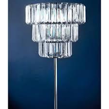 chandelier floor lamps chandelier floor lamp lighting home diy crystal chandelier floor lamp