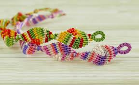Macrame Bracelet Patterns Simple Macrame School Free Macrame Tutorials And Patterns