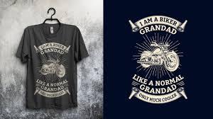 How To Make A Tshirt Design Using Illustrator Motorcycle T Shirt Design Tutorial In Adobe Illustrator T
