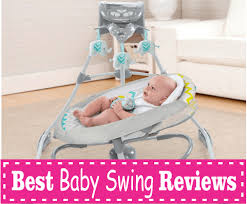 Best Baby Swing Reviews 2016 - The Top Rated Swing For Baby