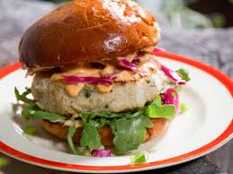 crab cake sandwich recipe cooking channel