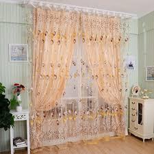 Printed Curtains Living Room Online Get Cheap Elegant Living Room Curtains Aliexpresscom