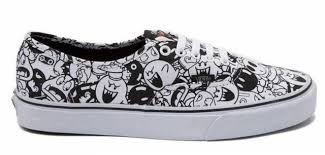vans nintendo shoes. new special edition nintendo x vans mario villains shoes black white rare