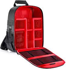 Neewer <b>Camera</b> Case <b>Backpack</b> Waterproof <b>Shockproof</b> 12.2x5 ...