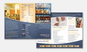 Brochure Samples Product Brochure Sample Design Bekonang Com