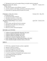 walgreens resume paper resume resume resume objective