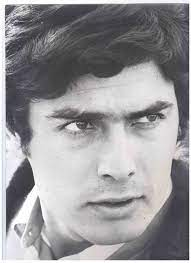 FRANCO GASPARRI - Franco aspirante attore in uno scatto di...