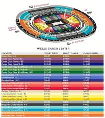 flyers 3d seating chart