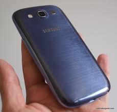 samsung galaxy s3 blue. from: samsung galaxy s3 blue n