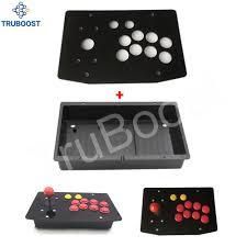 <b>DIY Arcade Joystick Kits</b> Replacement Part 10 Buttons <b>Arcade</b> ...