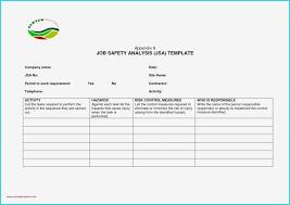 Pre Job Hazard Assessmentorm Template Proshredelite Analysis