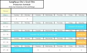 Production Schedule Template Excel Free Download Production Planning Excel Template Shooters Journal
