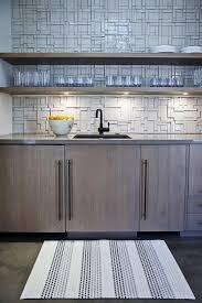 glass backsplash texture. Exellent Backsplash Kitchen Backsplash Design By DiFabion Remodeling View In Gallery Textured  Tile Laura Martin Bovard To Glass Backsplash Texture K