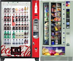 Coca Cola Vending Machine Customer Service Impressive Vending Machines Office Coffee Service In Baltimore JelCap Vending