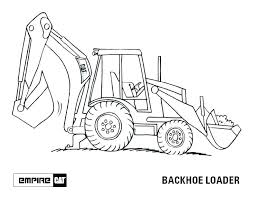 construction trucks coloring pages glamorous bulldozer page equipment free printable tru