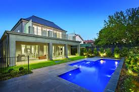 french house lighting. Boutique French House And Pool Lighting