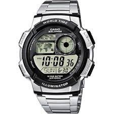 mens casio sports watches new casio ae 1000wd 1avef mens world time digital sports watch p p