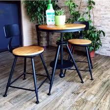 retro coffee table. Photo Retro Coffee Table