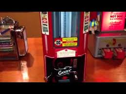 Select O Vend Candy Machine Amazing 48 Select O Vend Candy Machine YouTube