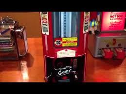 Select O Vend Candy Machine Amazing 48 Select O Vend Candy Machine YouTube