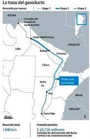 Reflotarán Gasoducto del NEA a través de Enarsa – Paralelo 28 –  www.paralelo28.com.ar