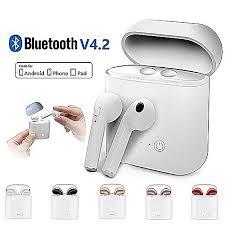 Generic <b>NEW I7s TWS</b> Mini Double Ear Wireless <b>Bluetooth</b> EarPods ...