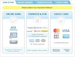 Standard Charted Online Credit Card Payment How To Pay For A Flight Or Hotel Booking On Nusatrip Com