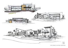 architecture design concept. Unique Concept Architectural Drawings  Villa Design Concept  And Architecture Design Concept N