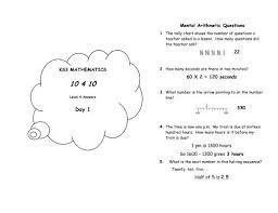 Level 4 Answers Pdf Mr Barton Maths
