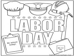 Small Picture Labor Day Coloring Pages coloringsuitecom