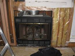 incredible fireplace insert insulation construction new fireplace insert insulation pattern