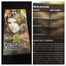 Revlon 54 Light Golden Brown Revlon Colorsilk Light Golden Brown Review Indonesia Hair