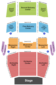 Maryland Concert Tickets Seating Chart Murphy Fine Arts