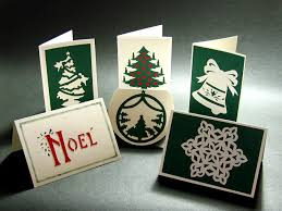 More Christmas Cards Happy Folding
