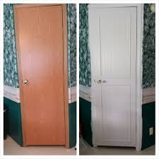 Mobile Home Interior Door Makeover - Manufactured home interior doors