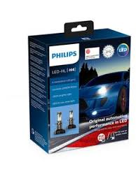 «<b>Philips</b> H4 <b>X</b>-<b>treme Ultinon</b> LED 6500K» — <b>Лампы</b> для ...