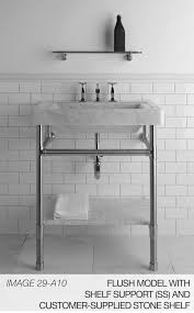 console sink with shelf. Console Legs And Marble Sink With Shelf