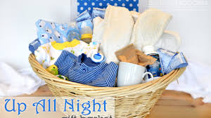 babyr gift basket ideas for bag guests diy cute new mom simple baby shower