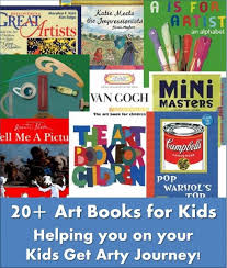 art books for kids a great introduction to real art for kids we adore these
