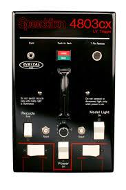 Speedotron Lights Model 4803 Series 3 Studio 4800 W S Power Supply